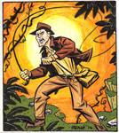 Indiana Jones card