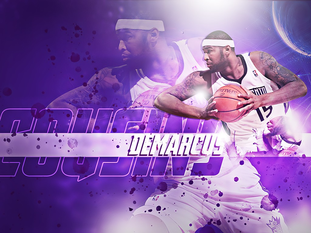 Demarcus Cousins By Ascor