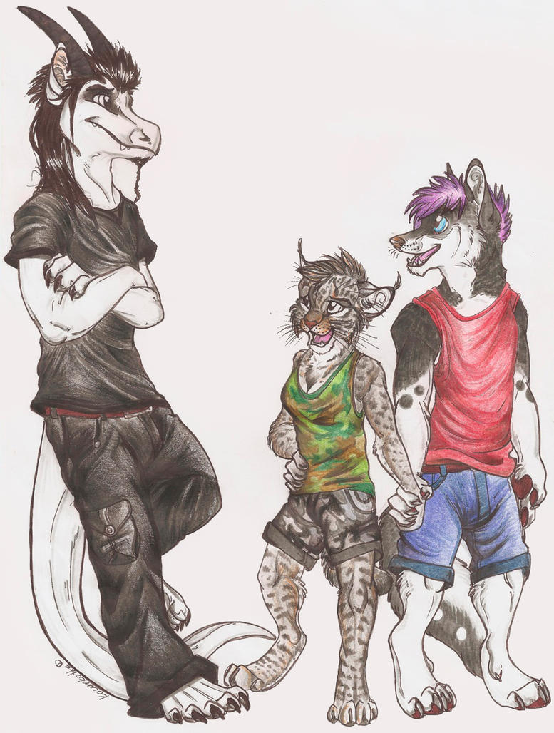 meet with friends by Mazakdupa