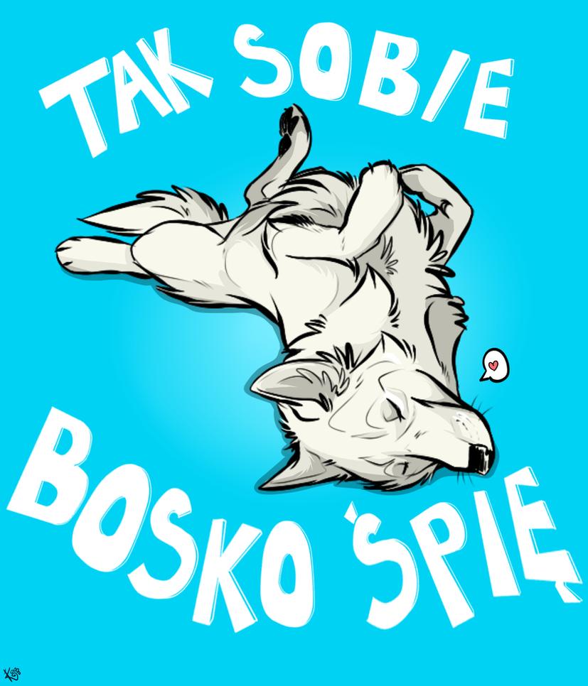 BOSko spie by Mazakdupa