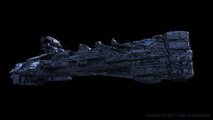 Spaceship Concept 3