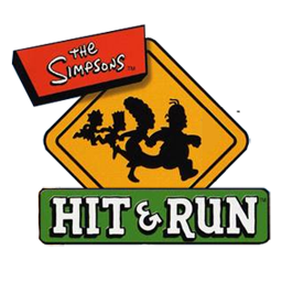 Simpsons HitnRun Dock icon by mchenry