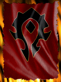 Wow Horde Cellphone By Mchenry On Deviantart