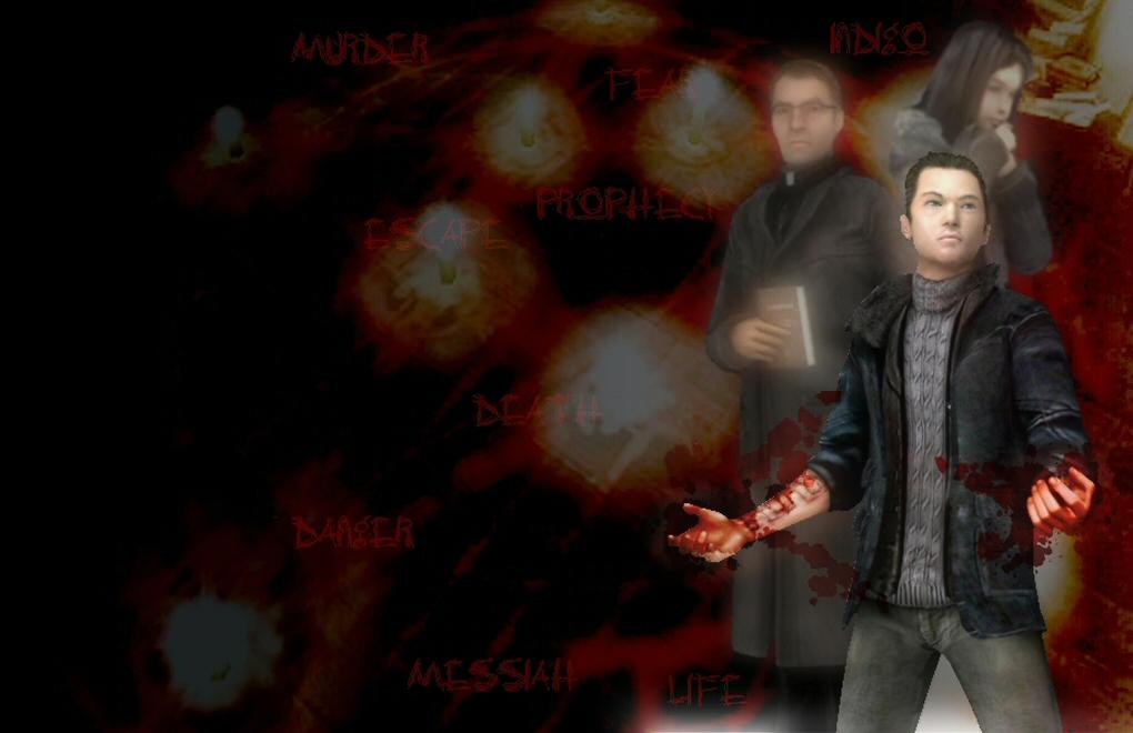 Indigo Prophecy Background By Daftalchemy On Deviantart