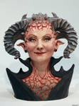 Gaia Maquette by dragonhope