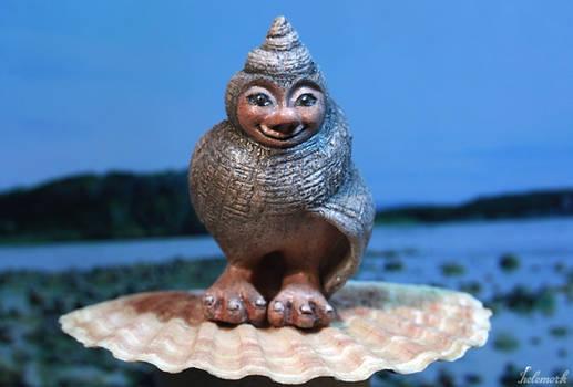 Siv The Seashell Troll