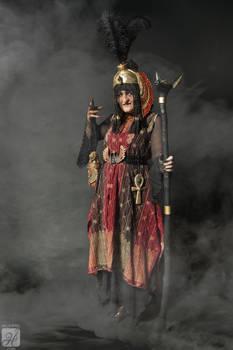 Egyptian Necromancer