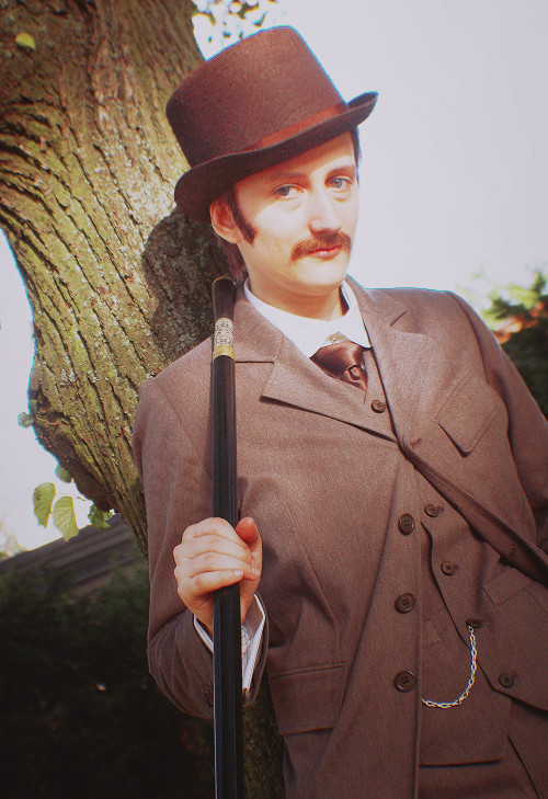 . Dr. Watson CoSpLaY o1 . by Schokoschal