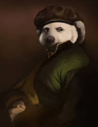 Fancy Animals Color brush  WIP by Mboyajian