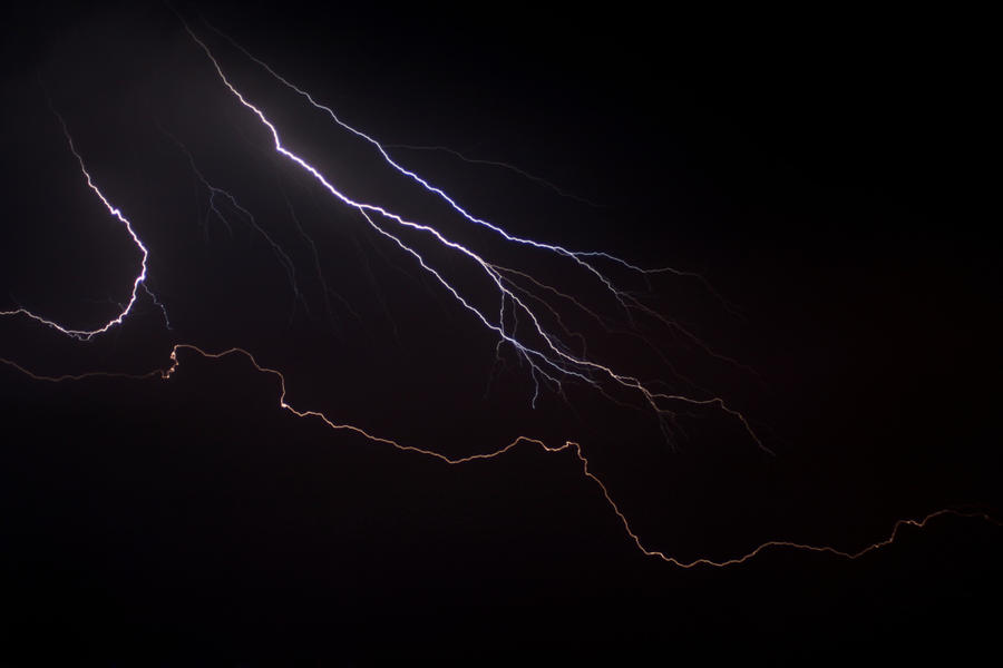Lightning by drinkgreenwater