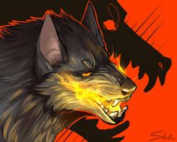Gentle rage by Shotteri