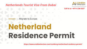 Netherlands Residence Permit in 90 Days
