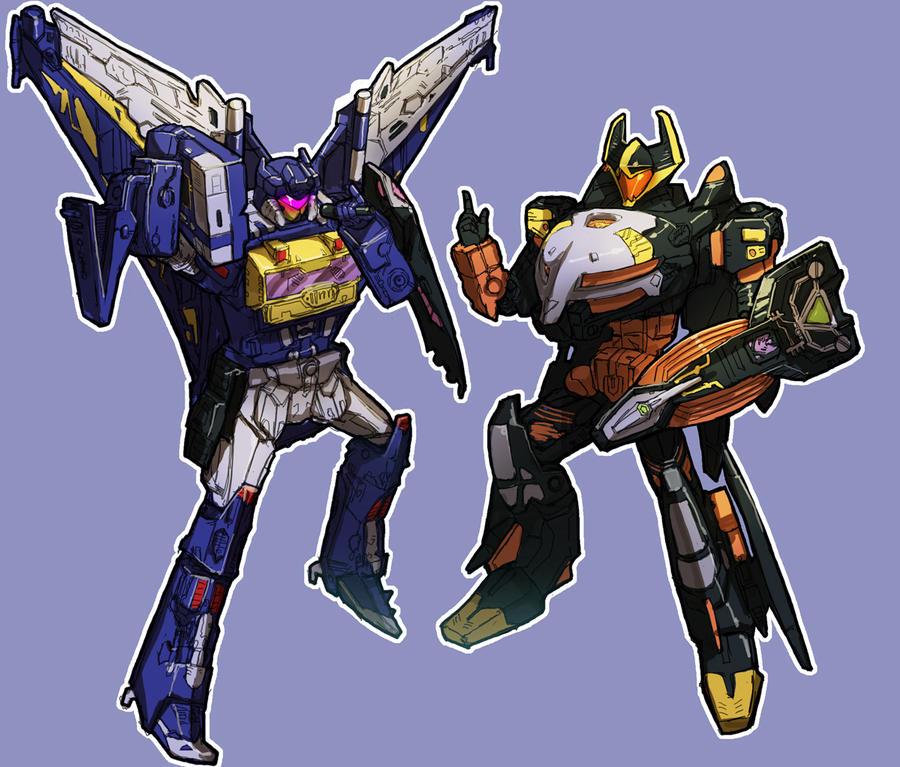 transformers planetX agents by zibanitu6969