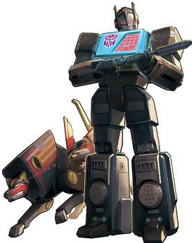 SG blaster