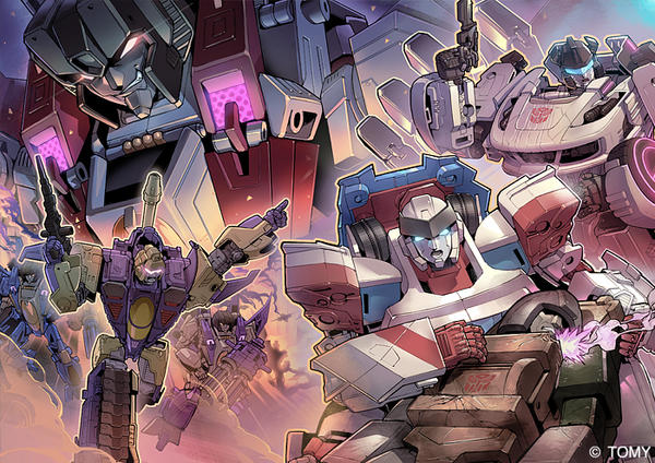 Transformers:Cloud artworks S02ep1 by zibanitu6969