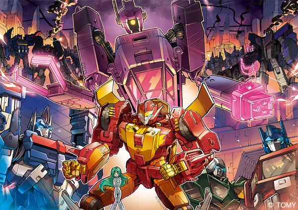 Transformers:Cloud artworks S03ep1 by zibanitu6969