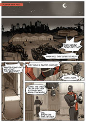 TMNT Dimension M Red and Black #10 Part1 page3/10 by zibanitu6969