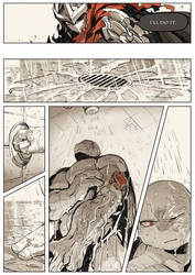 TMNT Dimension M Red and Black #10 Part1 page9/10 by zibanitu6969