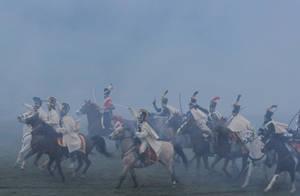 Austerlitz 2011 - Cavalry attack II by Siveir