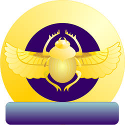The Winged Scarab