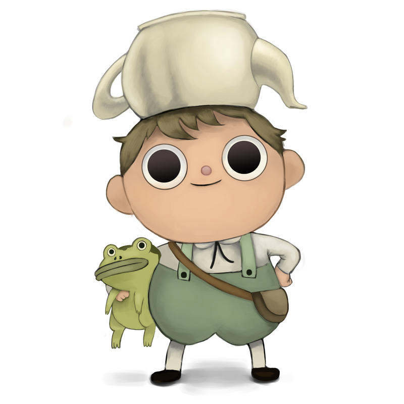 Gregory Over The Garden Wall By Hey Its Syafiq