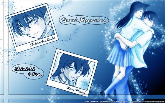 Sweet memories: Ran x Shinichi