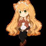 Azusa azuki chibi
