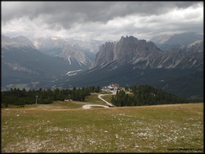 Dolomites IV by Riolama