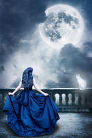 When the Moonlight comes alive by Linire