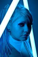 Neon Portrait 3 by Linire
