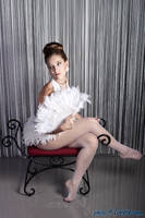 White Feathers 6 by Linire