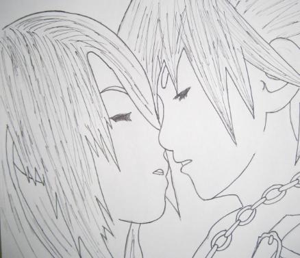 Kingdom Hearts by Yulie96