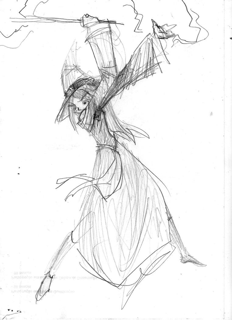 [Chevalier Dota] estudos diversos _chevalier_dota__cinisippe_design_sketch_02_by_moonlance-d5va7at