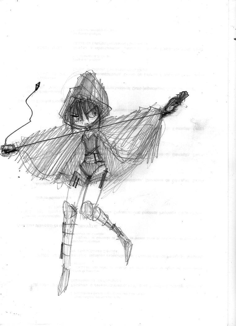 [Chevalier Dota] estudos diversos _chevalier_dota__kassandra_design_sketch_by_moonlance-d5va7la