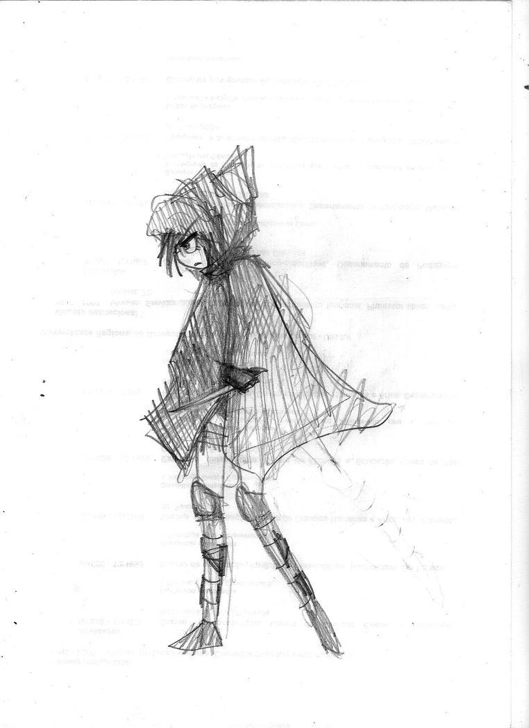 [Chevalier Dota] estudos diversos _chevalier_dota__kassandra_design_sketch_02_by_moonlance-d5va7v3