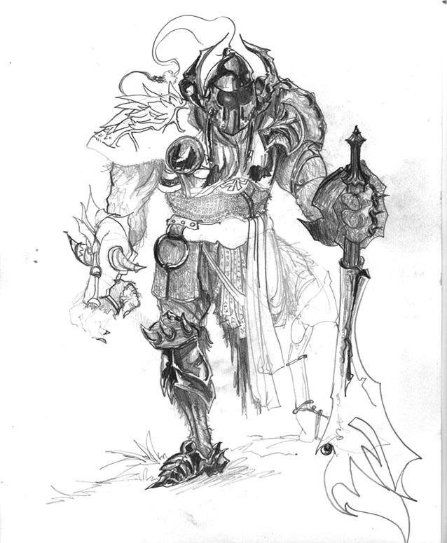 [Chevalier Dota] estudos diversos Chaos_knight_by_moonlance-d5w0vsb