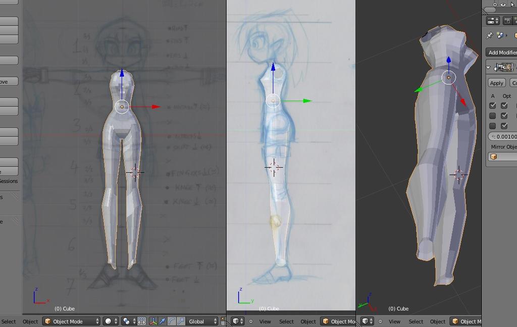[Chevalier Dota] estudos diversos Chevalier_dota___modeling_wip__blender_3d_by_moonlance-d5yf6f6