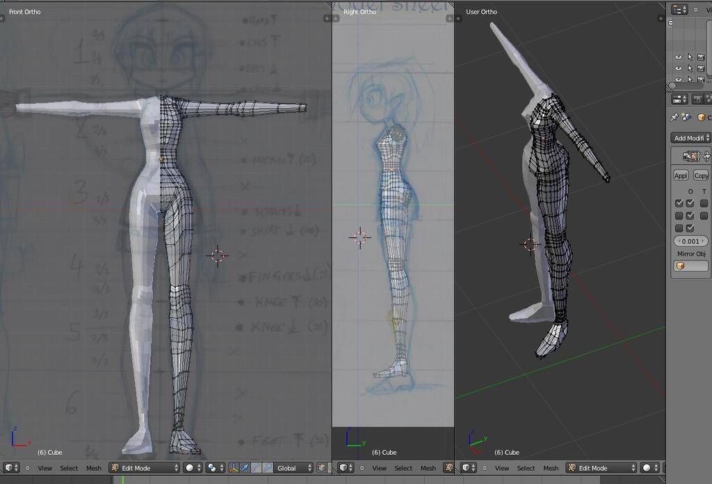 [Chevalier Dota] estudos diversos _2__chevalier_dota___modeling_wip__blender_3d_by_moonlance-d5ymn00