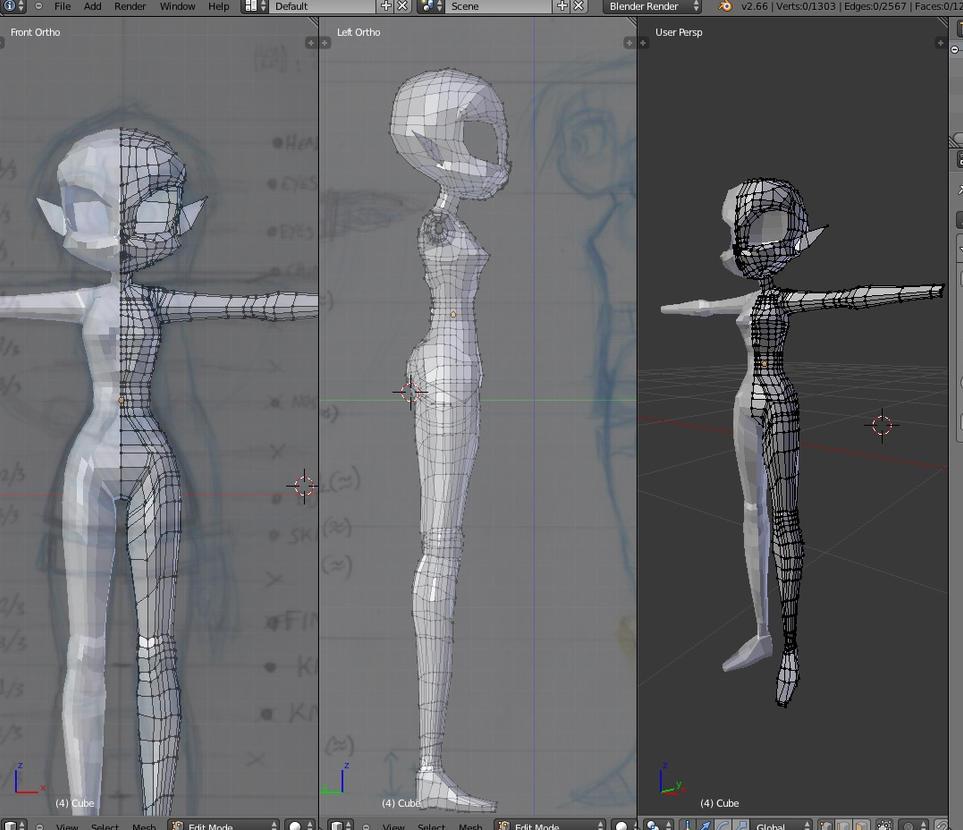 [Chevalier Dota] estudos diversos Blender_3d__dota_modeling_part3_by_moonlance-d5z4x8t