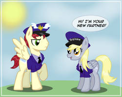 On The Job Training by Knight-of-Bacon
