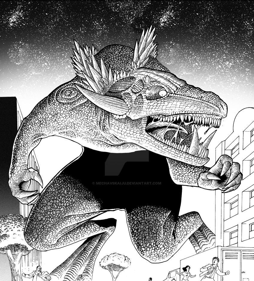 Kaibutsu: King of the Monsters! by MechaVsKaiju