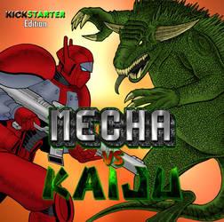 Mecha vs Kaiju Kickstarter