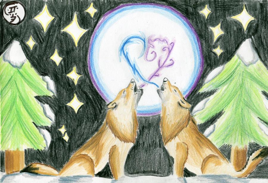 Wolf love by marrok milliardo