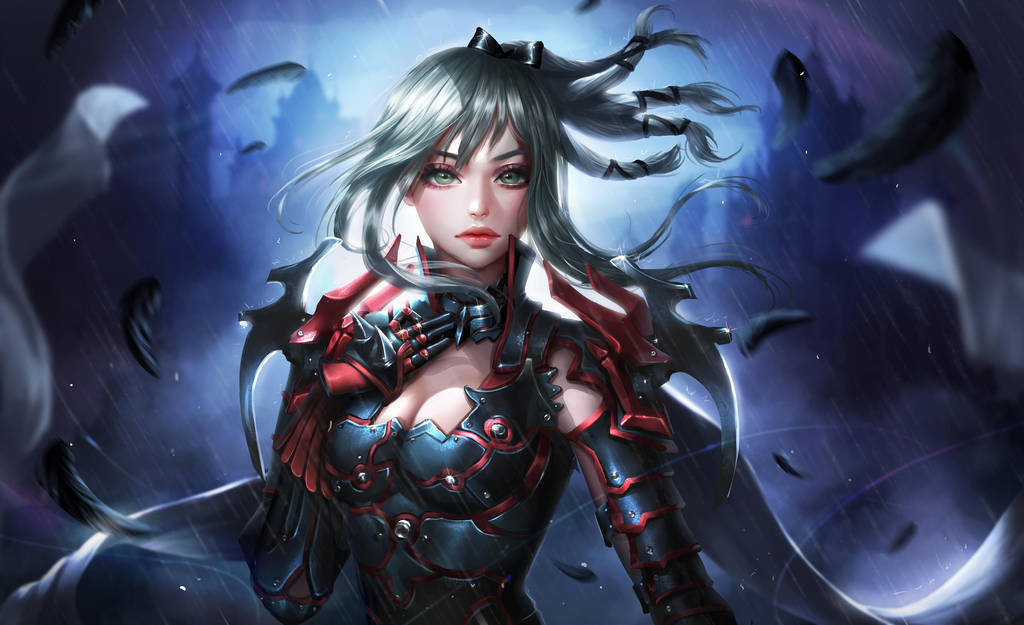 Aranea Highwind x Male!Reader - Chapter 2 by popdood on