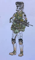 ''Fourtymil'' - 3/75th Ranger Regiment - Grenadier