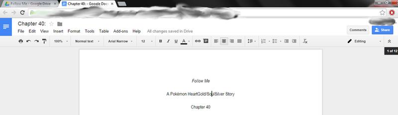 Follow Me Chapter 40 Preview PART DOS by SakuraMota