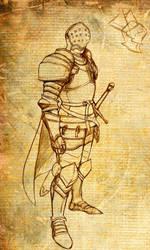 Royal Guard-step 1