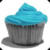 Bloo Cupcake by CydneyX