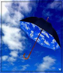 Happy Umbrella by CydneyX