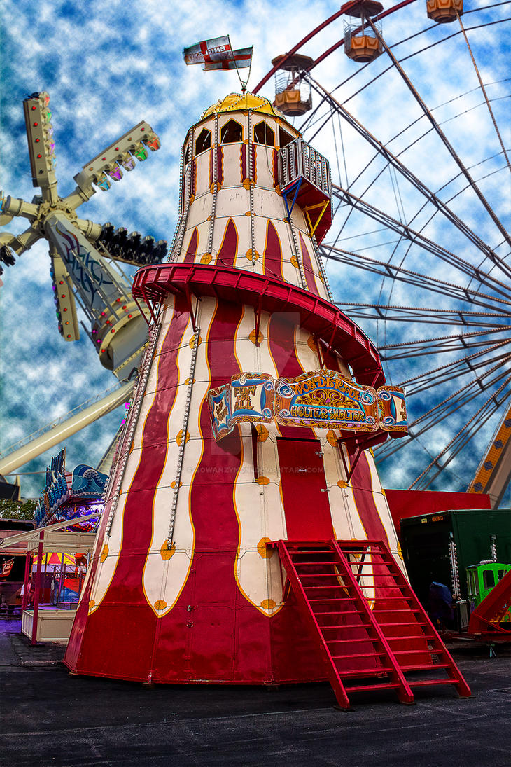 Hull Fair photomanipulation by RowanZynoni